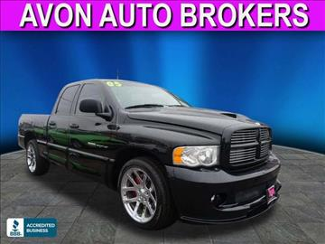 2005 Dodge Ram Pickup 1500 SRT-10 for sale in Avon, MA