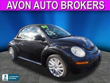2008 Volkswagen New Beetle for sale in Avon, MA