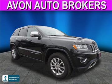 Jeep Grand Cherokee For Sale Avon Ma