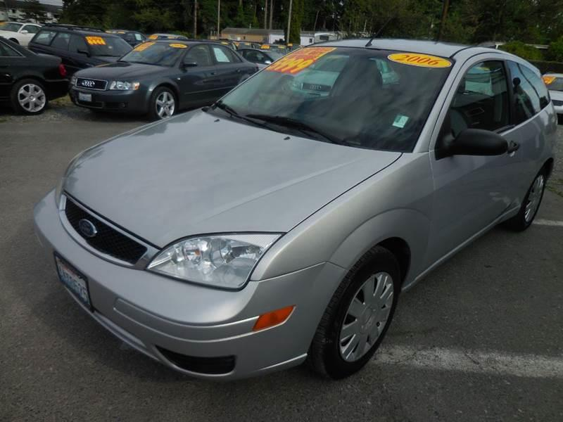 2006 ford focus zx3 s 2dr hatchback in miami fl for sale. Black Bedroom Furniture Sets. Home Design Ideas