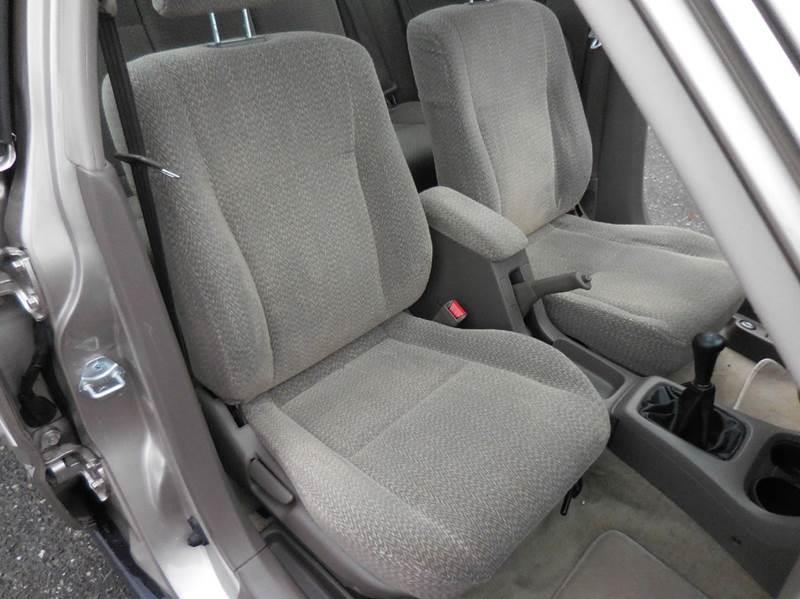2000 Honda Civic EX 4dr Sedan - Lynnwood WA