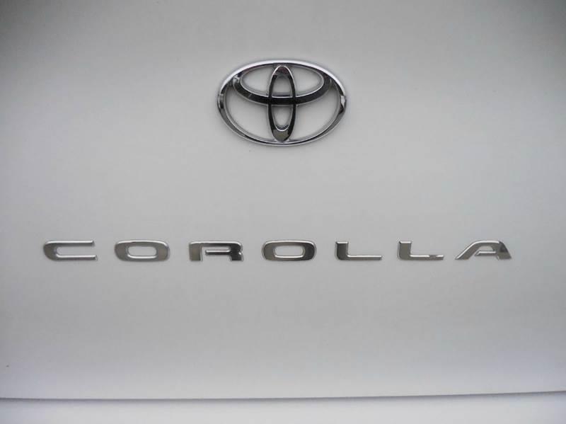 2002 Toyota Corolla LE 4dr Sedan - Lynnwood WA