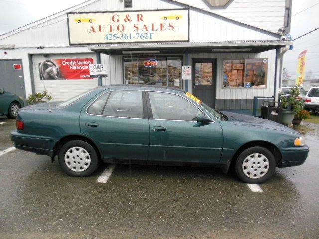 1996 Toyota Camry for sale in Lynnwood WA