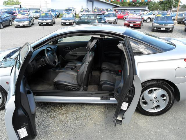 2002 Saturn S-Series SC2 3dr Coupe - Lynnwood WA
