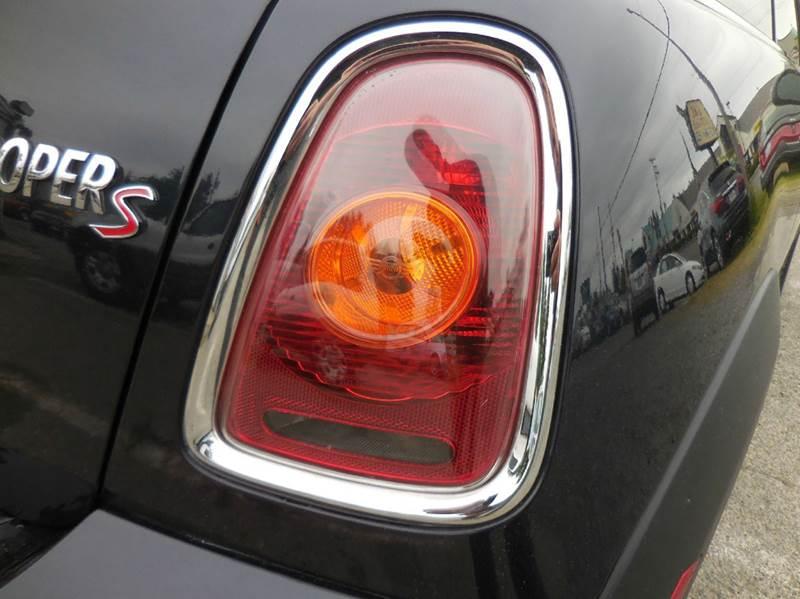 2007 MINI Cooper S 2dr Hatchback - Lynnwood WA