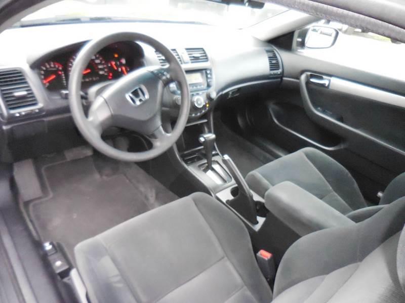 2005 Honda Accord LX PZEV 2dr Coupe - Lynnwood WA