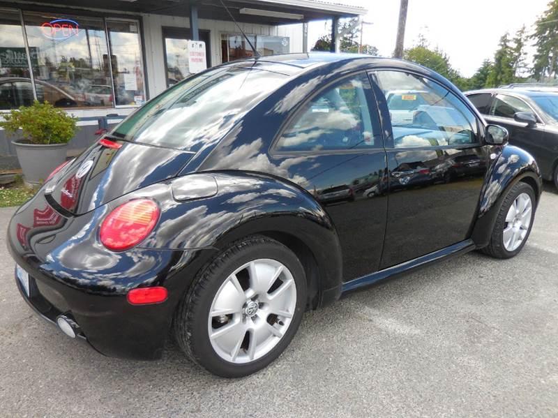 2003 Volkswagen New Beetle Turbo S 2dr Hatchback - Lynnwood WA