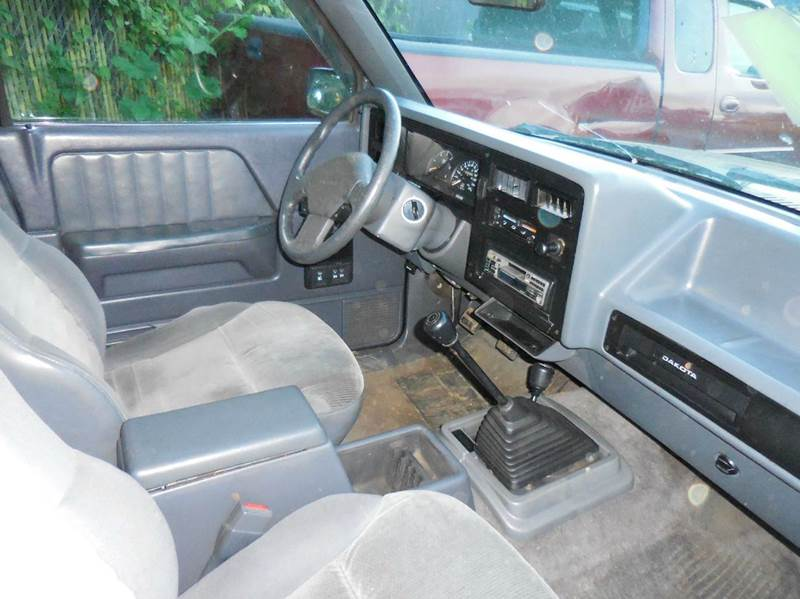 1992 Dodge Dakota Club Cab 6.5-ft. Bed 4WD - Lynnwood WA