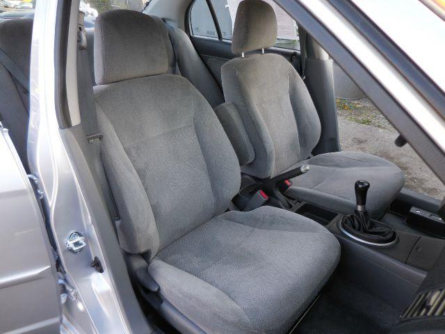 2002 Honda Civic LX 4dr Sedan w/Side Airbags - Lynnwood WA