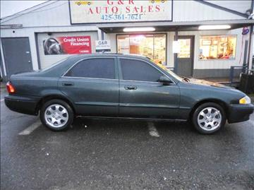 2002 Mazda 626 for sale in Lynnwood, WA