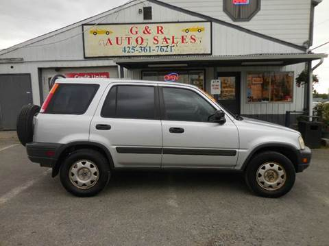 2000 Honda CR-V for sale in Lynnwood, WA
