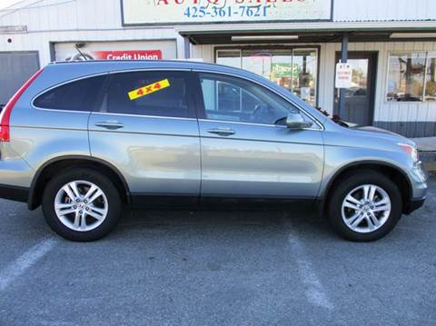 2010 Honda CR-V for sale in Lynnwood, WA