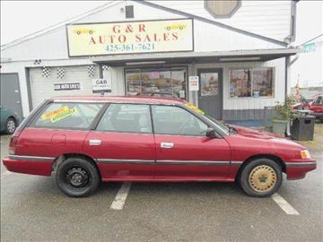 1991 Subaru Legacy