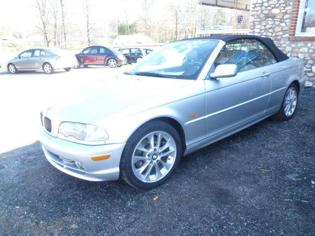 2002 Bmw 3 Series 330Ci 2dr Convertible In Durham NC  R32 Auto Sales