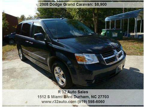 2008 Dodge Grand Caravan for sale in Durham, NC