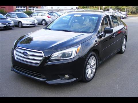 2015 Subaru Legacy for sale in Canton, CT