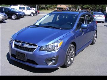 2014 Subaru Impreza for sale in Canton, CT