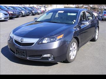 2013 Acura TL for sale in Canton, CT