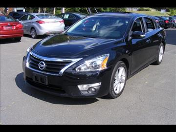 2014 Nissan Altima for sale in Canton, CT