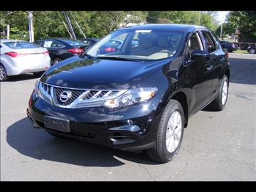 2014 Nissan Murano for sale in Canton, CT