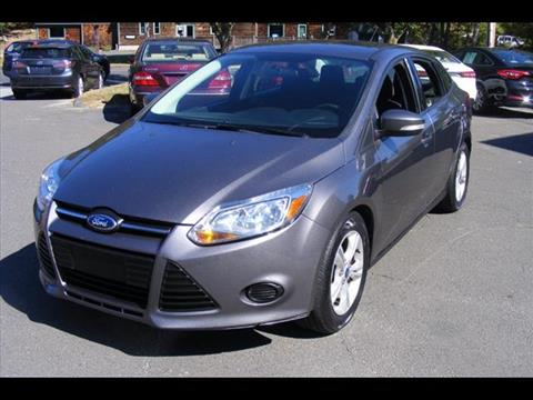 2014 Ford Focus for sale in Canton, CT