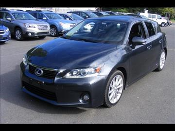 2011 Lexus CT 200h for sale in Canton, CT