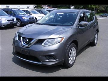 2015 Nissan Rogue for sale in Canton, CT