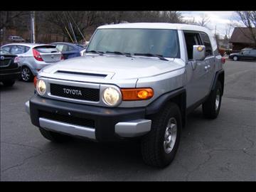 2008 Toyota FJ Cruiser for sale in Canton, CT