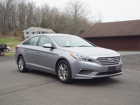 2017 Hyundai Sonata for sale in Canton, CT