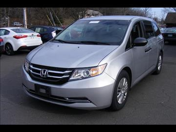 2014 Honda Odyssey for sale in Canton, CT