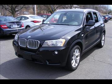 2013 BMW X3 for sale in Canton, CT