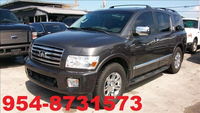 Used 2006 infiniti qx56 for sale for Heath motors greenville nc