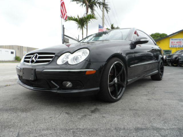 2004 mercedes benz clk class clk500 coupe for sale in for Pompano mercedes benz