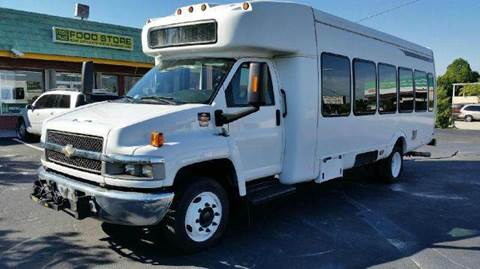 2009 Chevrolet C5500 for sale in Pompano Beach, FL