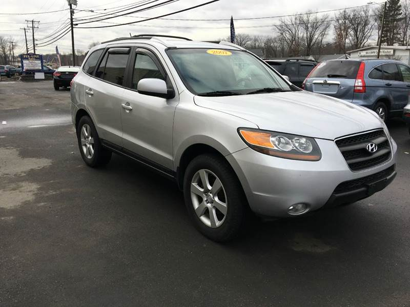 2007 hyundai santa fe se awd 4dr suv in south windsor ct ful line auto. Black Bedroom Furniture Sets. Home Design Ideas