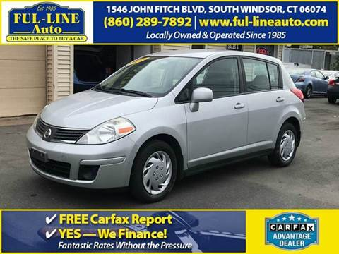 2008 Nissan Versa for sale in South Windsor, CT