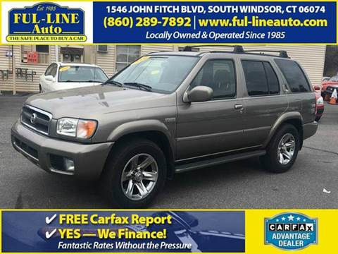 2004 Nissan Pathfinder for sale in South Windsor, CT