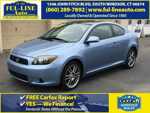 2008 Scion tC for sale in South Windsor, CT