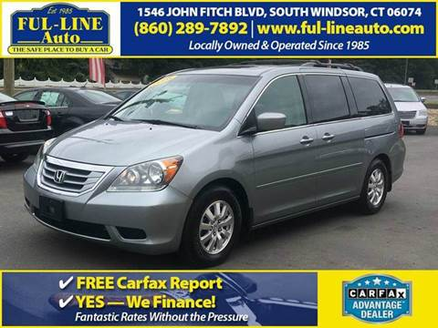2008 Honda Odyssey for sale in South Windsor, CT