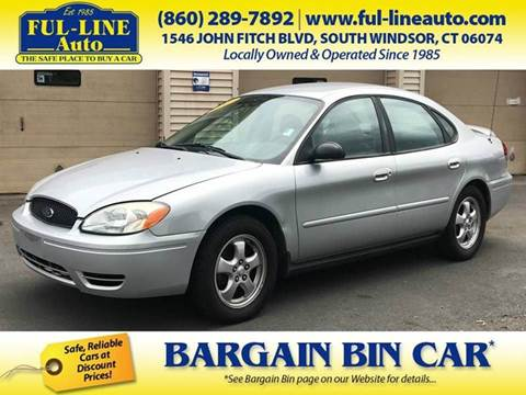 2005 Ford Taurus for sale in South Windsor, CT