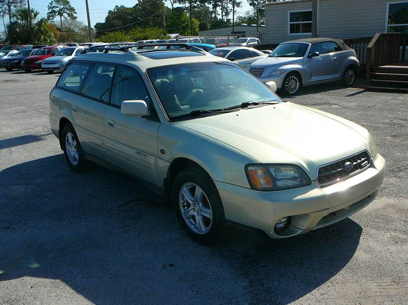 2004 subaru outback awd h6 3 0 l l bean edition 4dr wagon in port richey fl friendly finance. Black Bedroom Furniture Sets. Home Design Ideas
