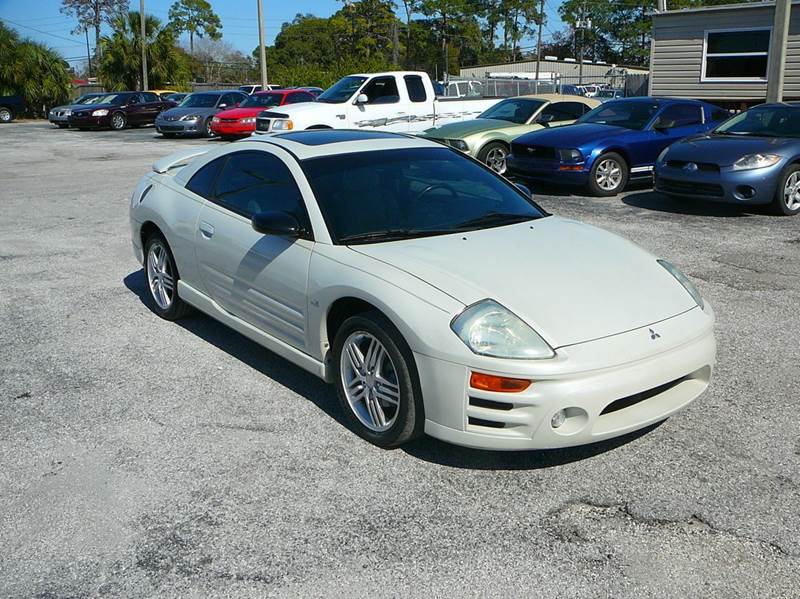 2005 mitsubishi eclipse gt 2dr hatchback in port richey fl. Black Bedroom Furniture Sets. Home Design Ideas