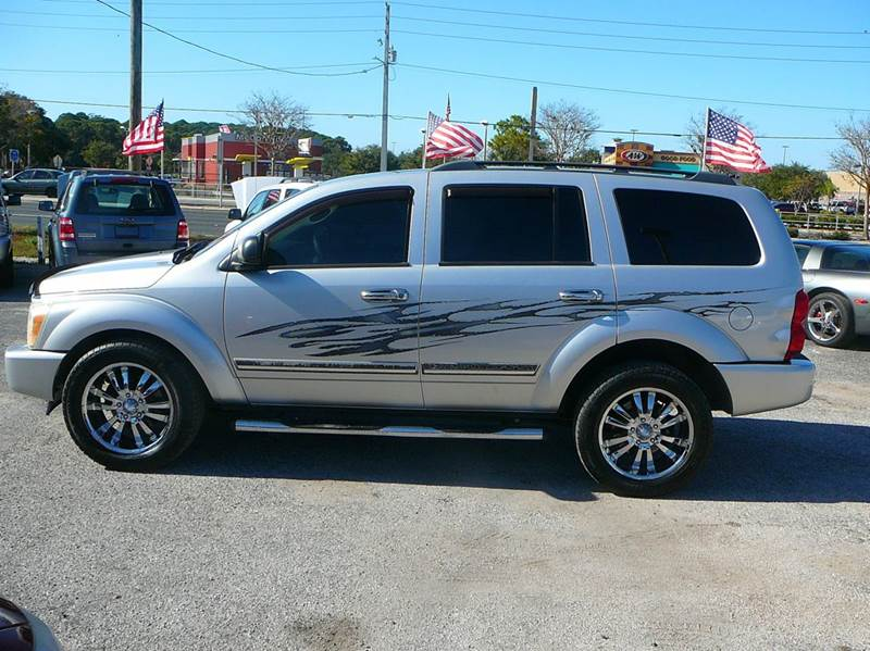 2005 dodge durango limited 4dr suv in port richey fl. Black Bedroom Furniture Sets. Home Design Ideas