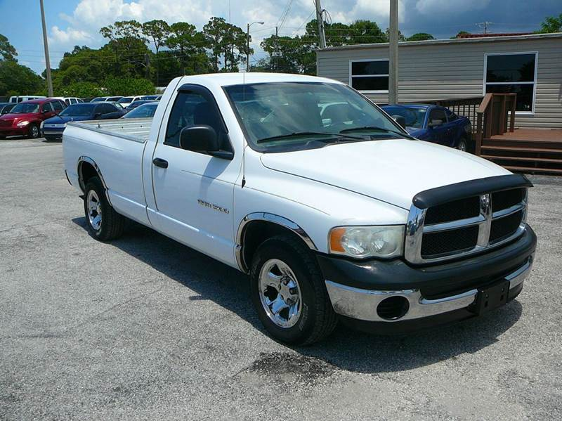 2003 dodge ram pickup 1500 2dr regular cab st rwd lb in port richey fl friendly finance auto sales. Black Bedroom Furniture Sets. Home Design Ideas