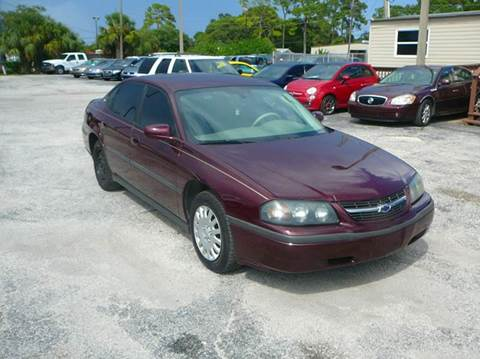 2004 Chevrolet Impala for sale in Port Richey, FL