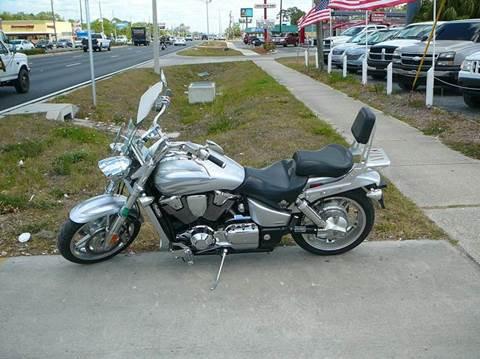 2005 Honda VTX for sale in Port Richey, FL