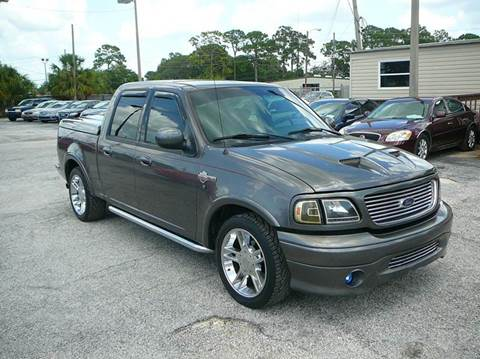 2002 Ford F-150 for sale in Port Richey, FL