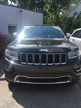 2014 Jeep Grand Cherokee for sale in North Providence, RI
