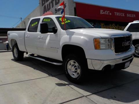 2009 GMC Sierra 2500HD for sale in Corona, CA