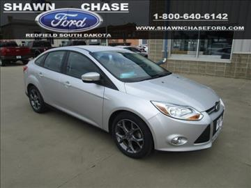 2013 Ford Focus for sale in Redfield, SD